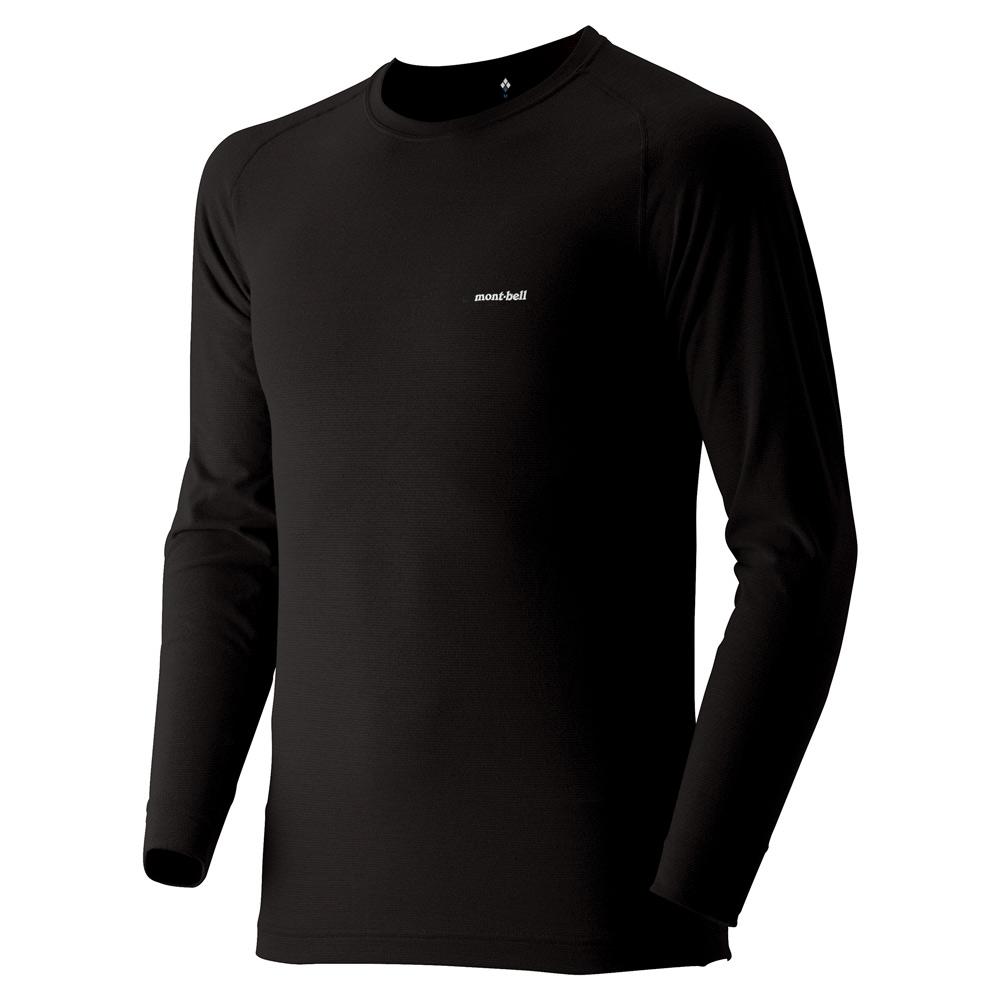 Mont-bell(モンベル) ジオライン L.W. ラウンドネックシャツ